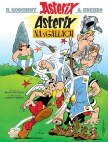 Asterix na nGallach, Paperback Book