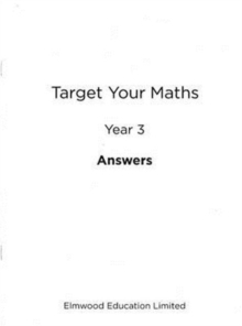 Target Your Maths Year 3 Answer Book : Year 3, Paperback Book