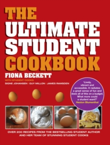 The Ultimate Student Cookbook, Paperback Book