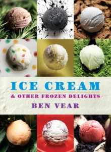 Ice Cream, Hardback Book