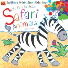 Safari Animals, Paperback Book