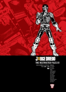 Judge Dredd : The Restricted Files v. 1, Paperback Book