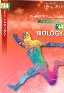 BrightRED Study Guide National 4 Biology : N4, Paperback Book