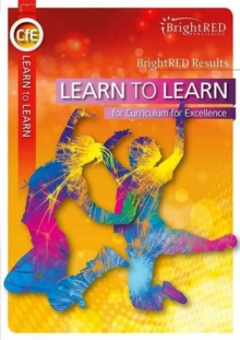 BrightRED Learn to Learn for CFE, Paperback Book