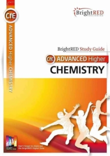 BrightRED Study Guide CFE Advanced Higher Chemistry, Paperback Book