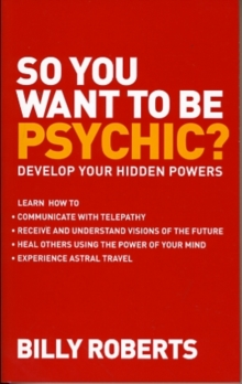 So You Want to be Psychic, Paperback Book