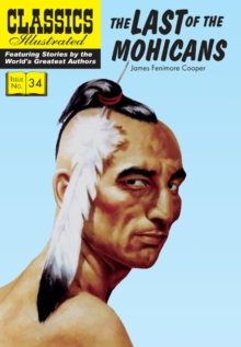 The Last of the Mohicans, Paperback Book