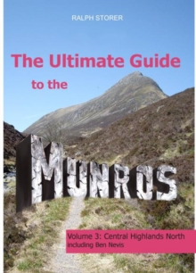 The Ultimate Guide to the Munros : Central Highlands North, Paperback Book