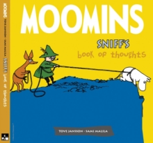Moomins : Sniff's Book of Thoughts, Hardback Book