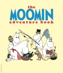 The Moomin Adventure Book, Paperback Book