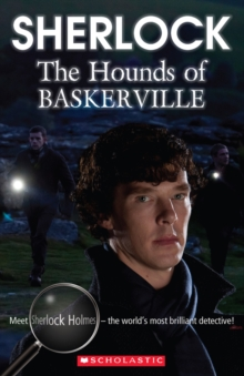 Sherlock - The Hounds of Baskerville, Mixed media product Book