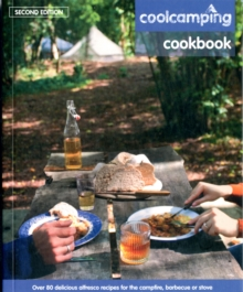The Cool Camping Cookbook, Paperback Book