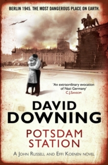 Potsdam Station, Paperback Book