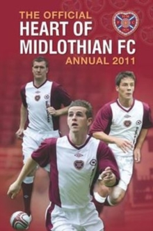 Official Hearts FC Annual, Hardback Book