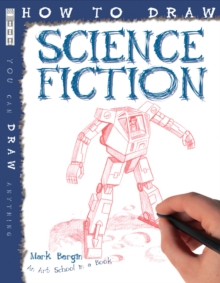 How to Draw Science Fiction, Paperback Book