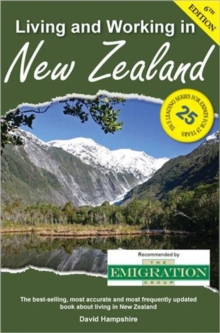 Living and Working in New Zealand, Paperback Book