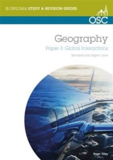 IB Geography: Global Interactions Higher Level : Paper 3, Spiral bound Book