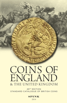 Coins of England and the United Kingdom, Hardback Book