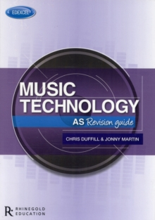 Edexcel AS Music Technology Revision Guide, Paperback Book