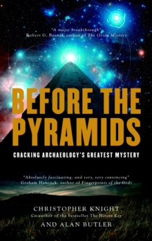 Before the Pyramids, Paperback Book