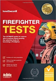 Firefighter Tests: Sample Test Questions for the National Firefighter Selection Tests, Paperback Book