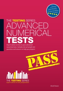 Advanced Numerical Reasoning Tests: Sample Test Questions and Answers, Paperback Book