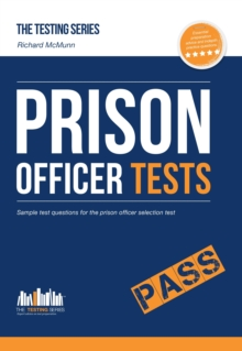 Prison Officer Tests, Paperback Book