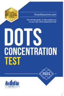 Group Bourdon Tests: Sample Test Questions for the Trainee Train Driver Selection Process : v. 1, Paperback Book