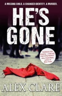He's Gone, Paperback Book