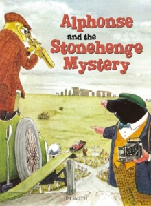 Alphonse and the Stonehenge Mystery, Paperback Book
