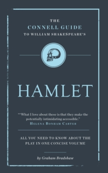 The Connell Guide to Shakespeare's Hamlet, Paperback Book