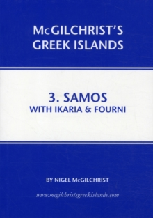 Samos with Ikaria & Fourni : 3, Paperback Book