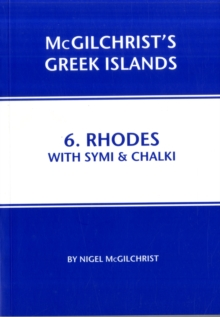 Rhodes with Symi & Chalki : 6, Paperback Book