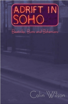 Adrift in Soho, Paperback Book