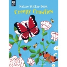 My Nature Sticker and Activity Book: Creepy Crawlies, Paperback Book