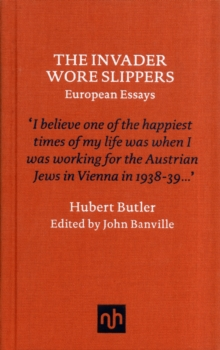 The Invader Wore Slippers, Hardback Book