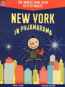 New York in Pyjamarama, Mixed media product Book