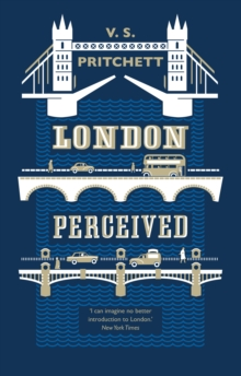 London Perceived, Hardback Book