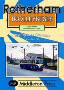 Rotherham Trolleybuses, Paperback Book