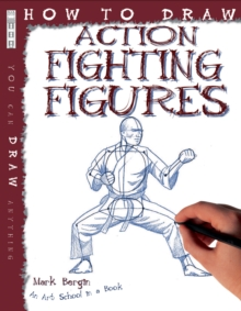 How to Draw Action Fighting Figures, Paperback Book