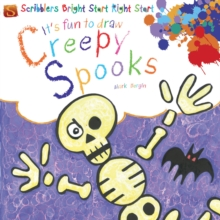 Creepy Spooks, Paperback Book