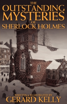 The Outstanding Mysteries of Sherlock Holmes, Paperback Book