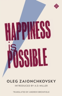 Happiness is Possible, Paperback Book