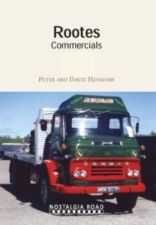 Rootes Commercials, Paperback Book