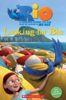 Rio - Looking for Blu - With Audio CD, Paperback Book