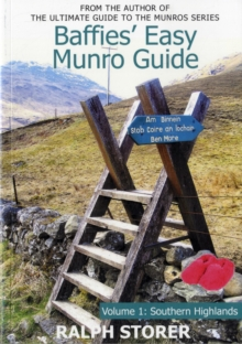 Baffies' Easy Munro Guide : Southern Highlands, Paperback Book