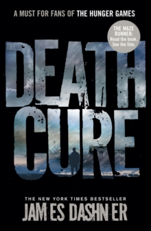 The Death Cure, Paperback Book