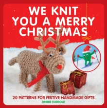 We Knit You a Merry Christmas, Paperback Book