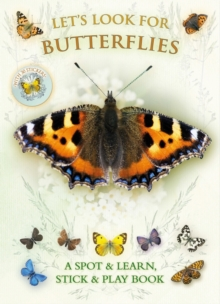 Let's Look for Butterflies, Paperback Book