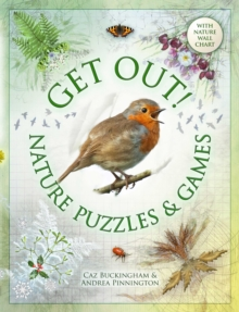 Get Out: Nature Puzzles and Games, Paperback Book